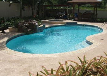 In Ground Swimming Pool Contractor Serving The Greater Gainesville Florida Region