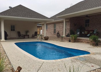 In Ground Swimming Pool Contractor Serving The Greater Tallahassee Florida Region
