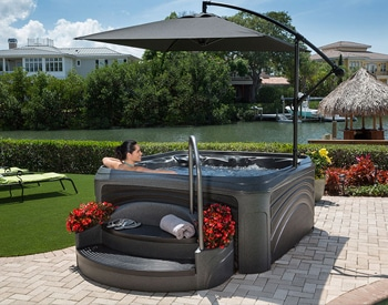 Hot Tub And Spa Sales Cabana Suite Dream Maker Spas Florida